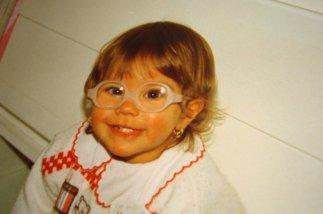 baby me occhiali