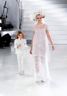 Chanel - Paris Fashion Week - Haute Couture S/S 2014